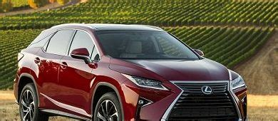 2018 lexus rx 350: redesign, price, and release date new