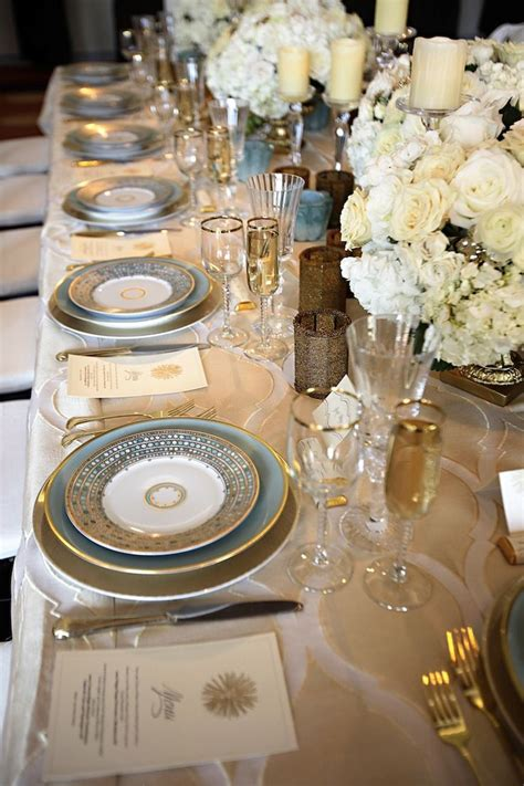 elegant table 1000 ideas about elegant table settings on pinterest