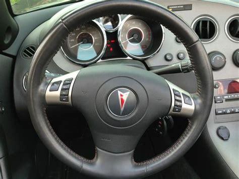 auto repair manual online 2007 pontiac solstice interior lighting find used 2007 black pontiac solstice gxp turbo