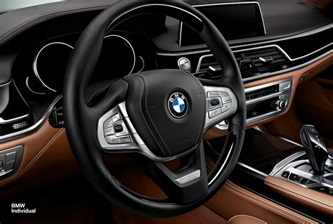 bmw individual showcases highly personalized   series carscoops