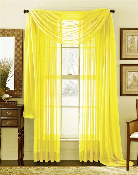 how to drape sheer curtains voile curtains for window treatment ease bedding with style