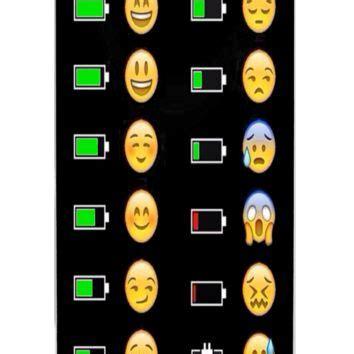 emoji wallpaper battery emoji battery iphone ipod or galaxy case from