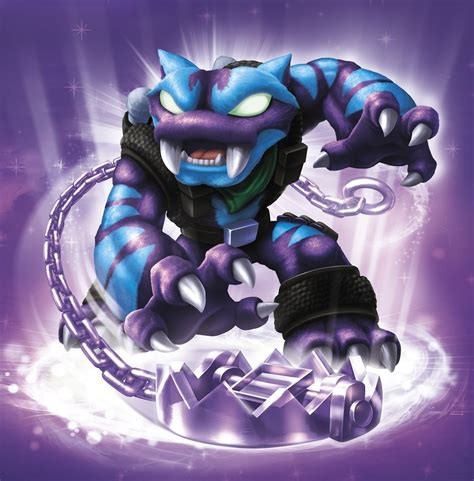 Kaos Cats And Cookies trap shadow skylanders wiki fandom powered by wikia