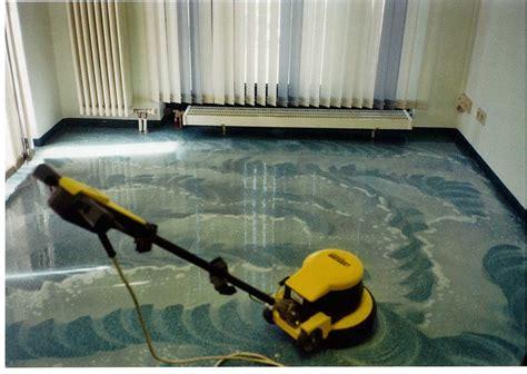 pvc boden reinigen und versiegeln grundreinigung pokko