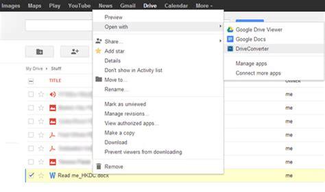 cara membuat file google drive cara konversi file google drive anda dengan driveconverter