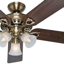 52 inch antique brass ceiling fan 52 inch antique brass finish ceiling fan with
