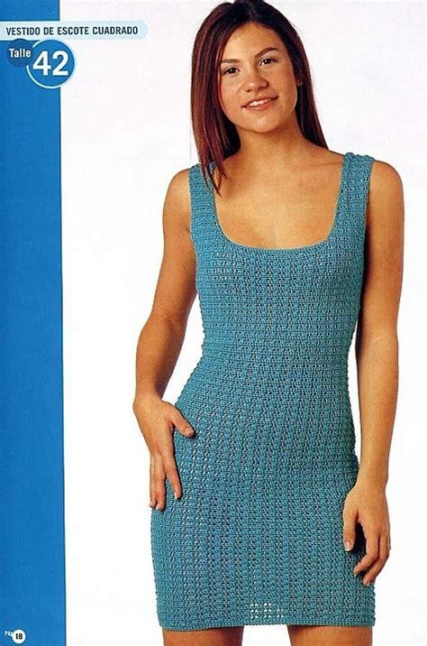 pattern tank dress blue tank dress free crochet graph pattern crochet women