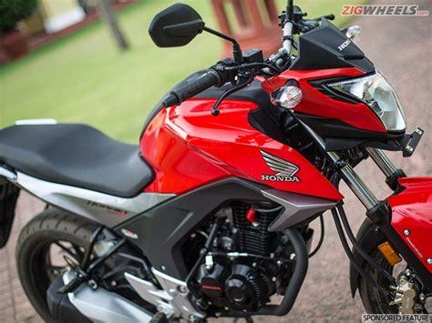 honda hornet seat height honda cb hornet 160r cb hornet 160r specialprice in india