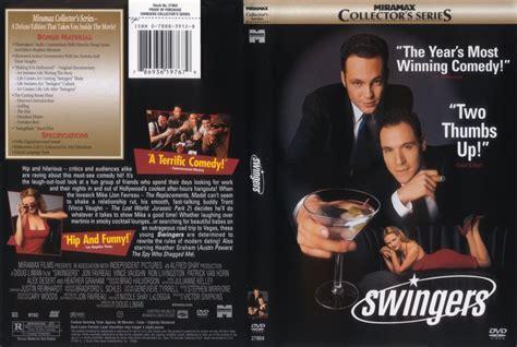 swinging movies swingers movie dvd scanned covers 312swingers dvd