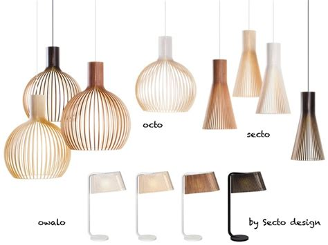 famous lighting designers two famous wooden design l brands from finland are at