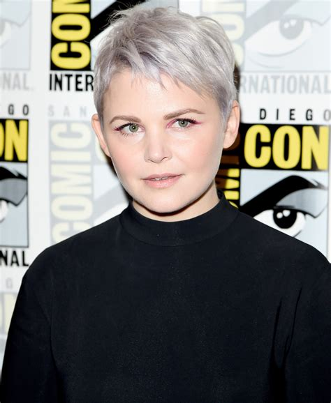 gennifer goodwin hair color 15 dainty short and pixie cut hairstyles of celebs