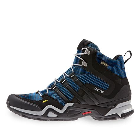 Sepatu Adidas Terrex High Blue adidas terrex fast x high gtx shoe mens apparel at vickerey