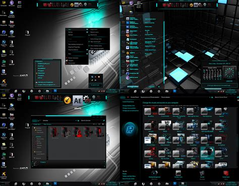 themes download windows 7 rounded windows 7 theme by pro designer 50210 by pro