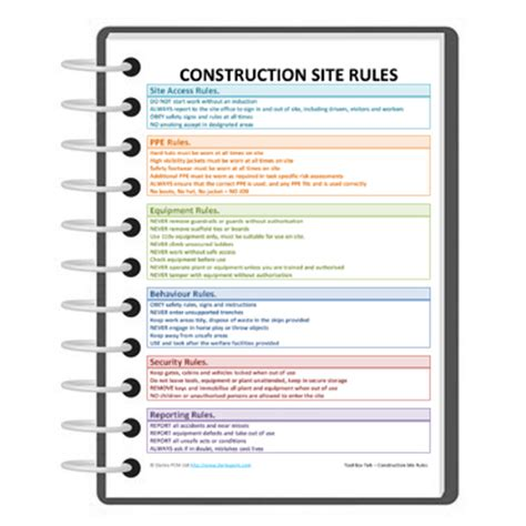 Construction Manual Safety Site Download Free Software