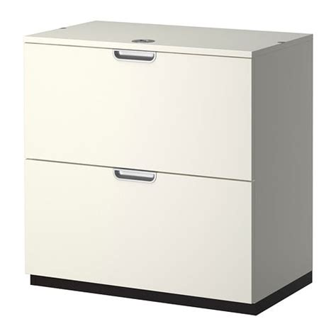 two drawer filing cabinet ikea ikea galant 2 drawer filing cabinet white