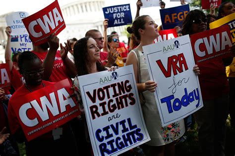 voting rights act section 2 congress moves to restore cuts supreme court made to