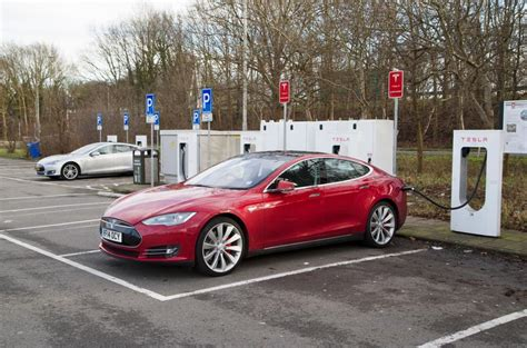 Tesla Superchargers Uk Home On The Range Testing The Tesla Supercharger Network