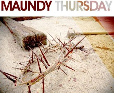 maundy thursday images hd