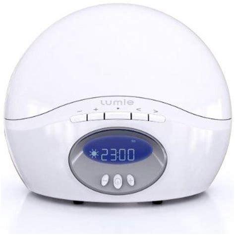 Light Alarm Clock by Review Lumie Bodyclock Up Light Alarm Clock