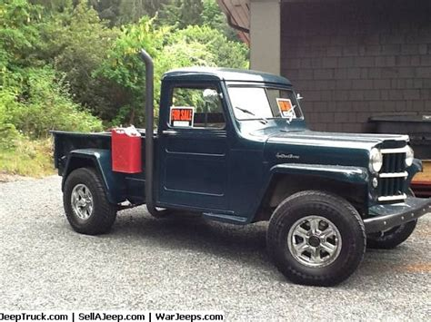 Willys Jeep Trucks For Sale Jeeps For Sale Jeep Trucks For Sale And Willys Jeep