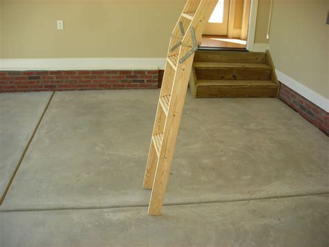 attic pulldown stairs raleigh home inspector raleigh