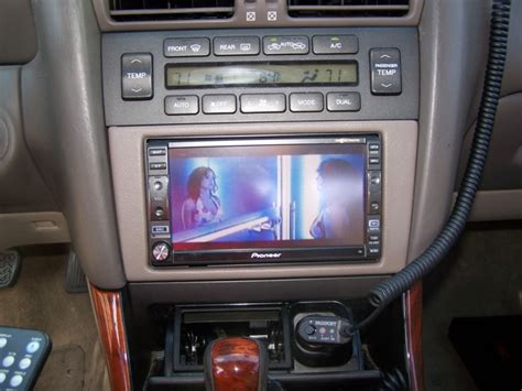 security system 2004 lexus is navigation system the official reviews list what aftermarket navigation system do you have clublexus