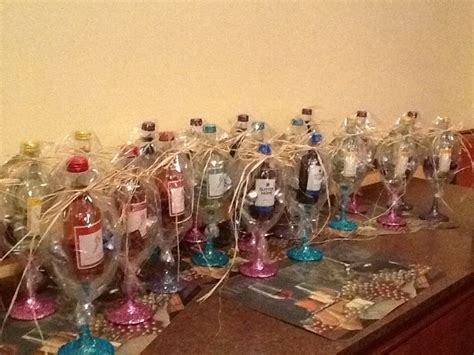 60th Birthday Giveaways - favors from sisters 60th birthday party crafts pinterest gifts 60th birthday
