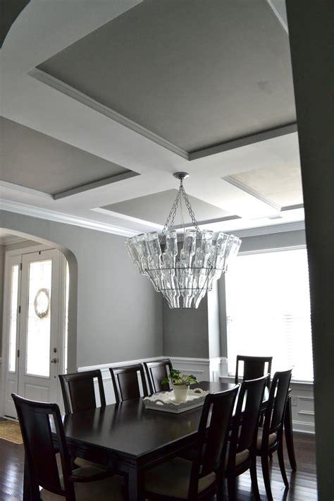 shades  gray paint medium gray dining room paint