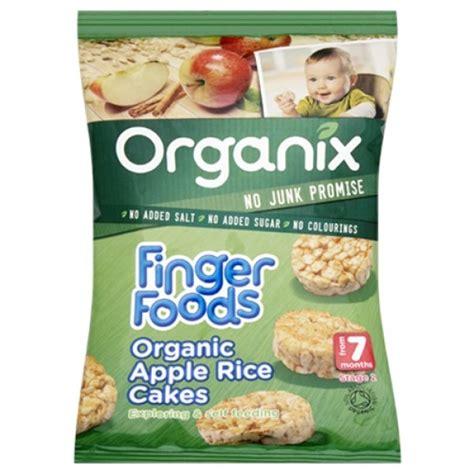 Sabun Cinnamon Untuk Pria Organix Apple Rice Cakes 50g Stage 2