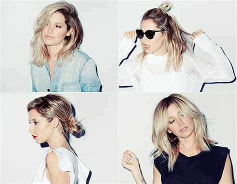 4 ways to style the lob the style loop hair romance