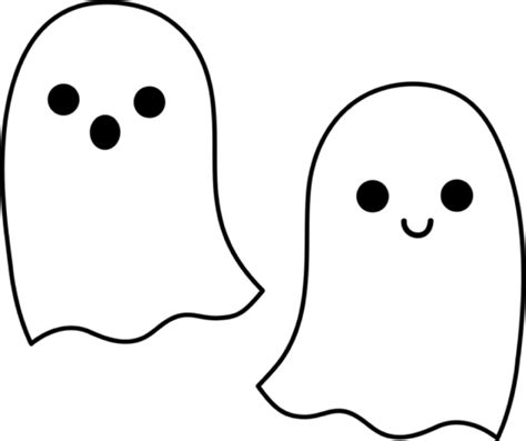 ghost outline coloring page ghost outline clip art clipart panda free clipart images