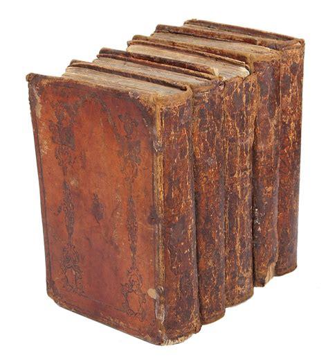 torah sections מורשת מכירות פומביות set of five books of torah 5