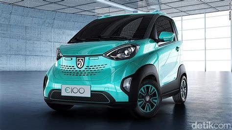 mobil listrik murah  china  bisa  masuk indonesia