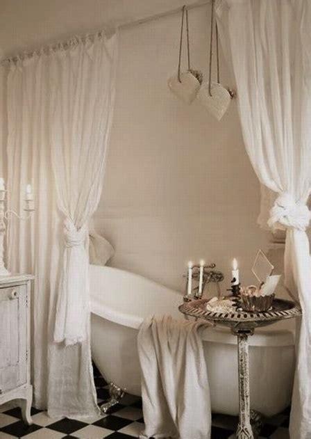 candele bagno 7 idee per un bagno romantico in stile shabby chic