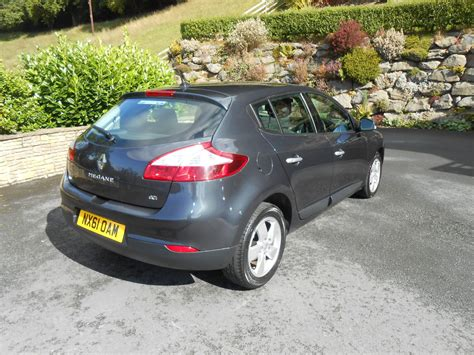 renault megane  dci dynamique tom tom car  sale