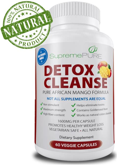 Detox C by Premium Detox Cleanse With Mango Review