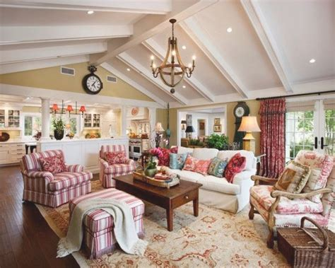 country cottage living country cottage living room furniture house decor ideas