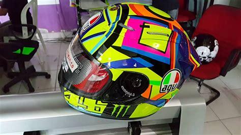 Helm Kyt Rc 10 helm kyt rc7 motif soleluna 2016