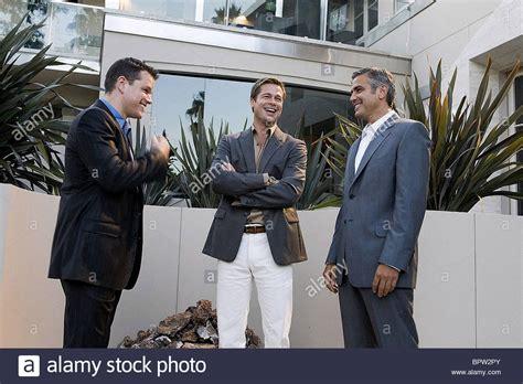 Get Brad And Matts Oceans 13 Shades by Matt Damon Brad Pitt George Clooney S Thirteen