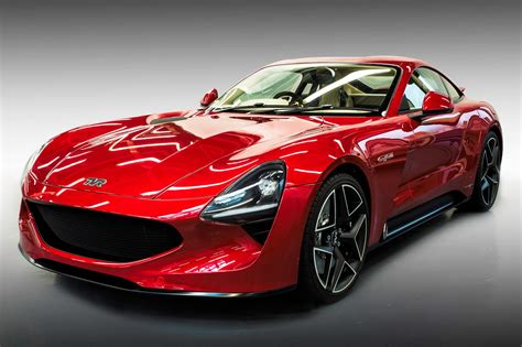 new sports car new 2018 tvr sports car news photos specs prices by