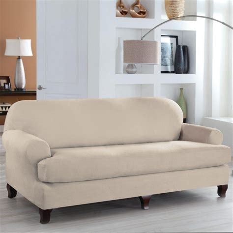 20 best collection of t cushion slipcovers for large sofas