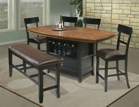 how tall is a dining room table comfortable tall dining table and chairs home furniture