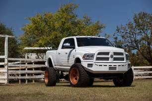 Wheels For Dodge 2500 Truck Dodge Ram 2500 4x4 On Adv 1 Adv05 C By Wheels Boutique