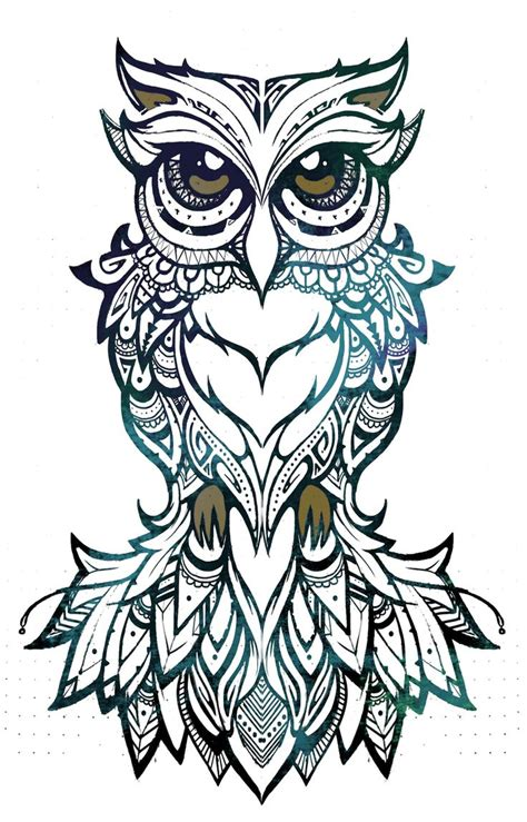 tattoo owl tribal 25 best ideas about tribal owl tattoos on owl