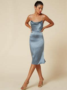 adara dusty 90s silk slip dress emerald laundry silk and emeralds