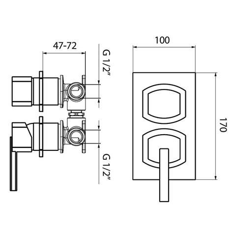bath and shower mixer az860101 bath and shower mixer dimensions bacera