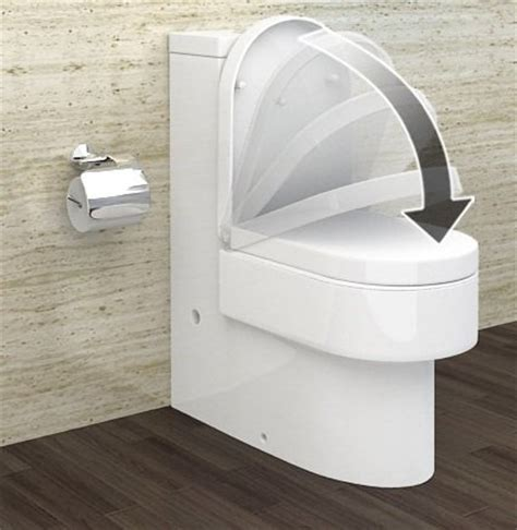 bidet garnitur wellness design toilette klo set stehend am boden