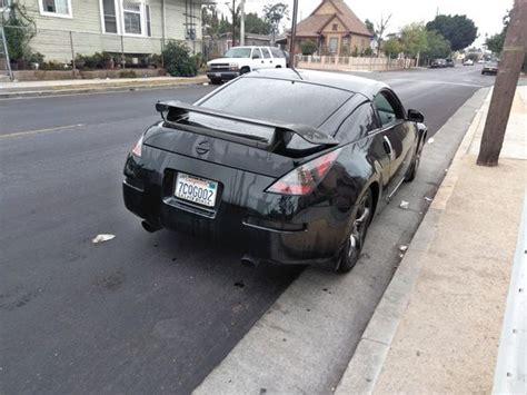 2003 Nissan 350z 6 Speed Manual Transmission For Sale In