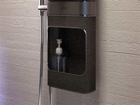 porta sapone doccia babele portasapone per doccia by glass 1989 design