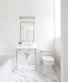 small white marble bathroom how to master the white marble bathroom domino